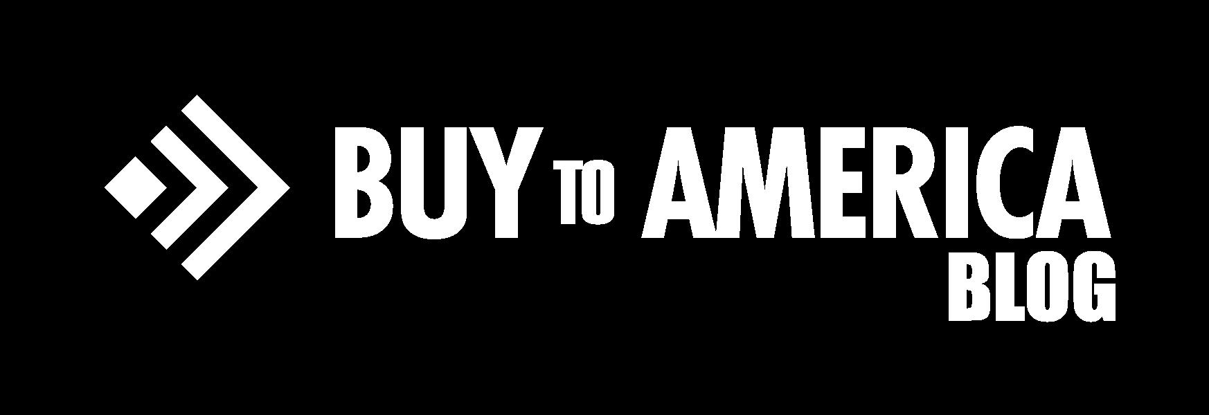 BuyToAmerica Blog