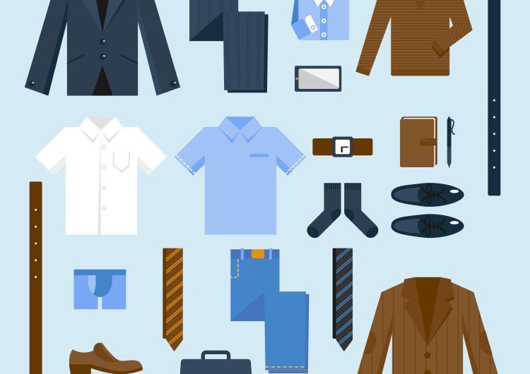 Men's Clothing Size Conversion