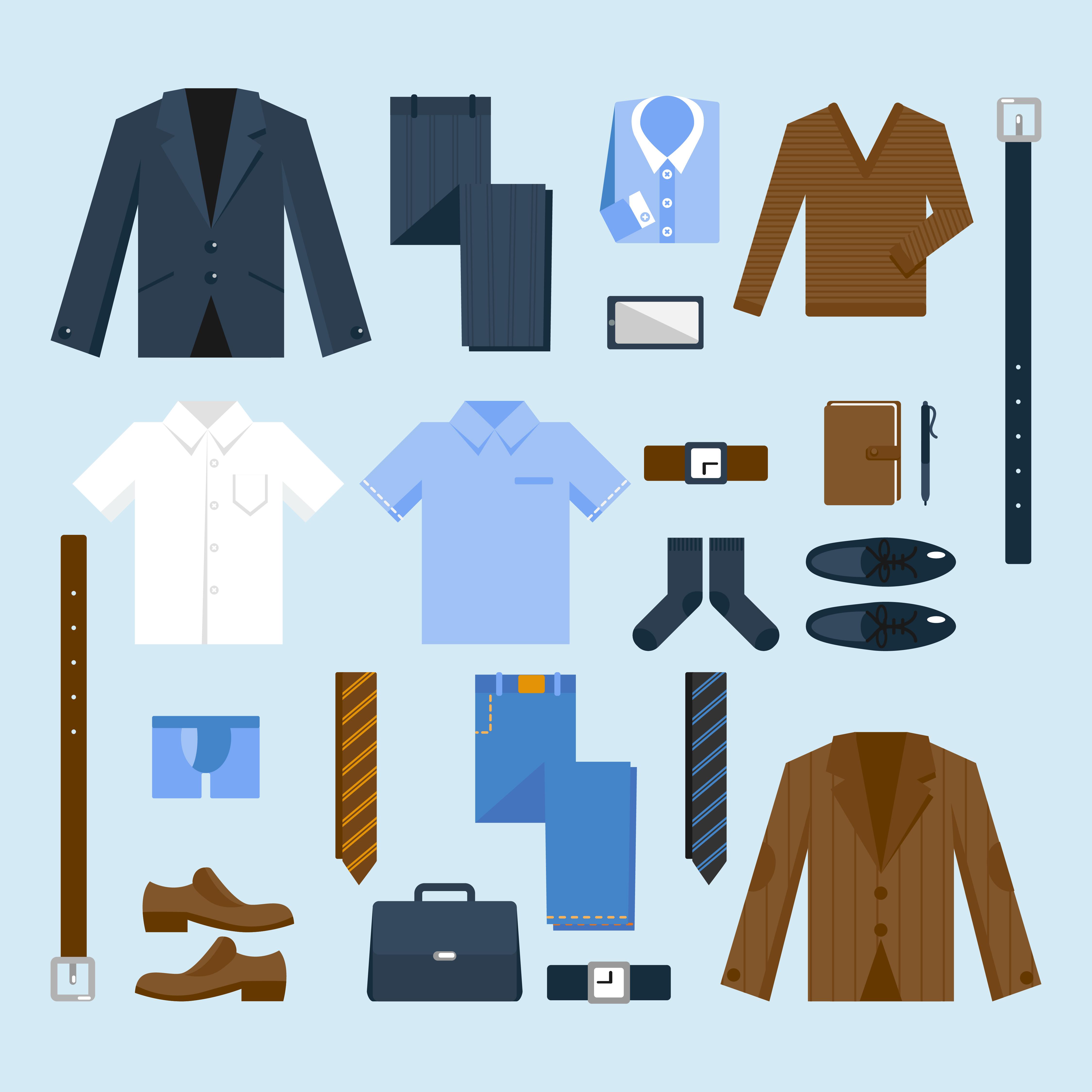 Men's Clothing Size Conversion - BuyToAmerica Blog