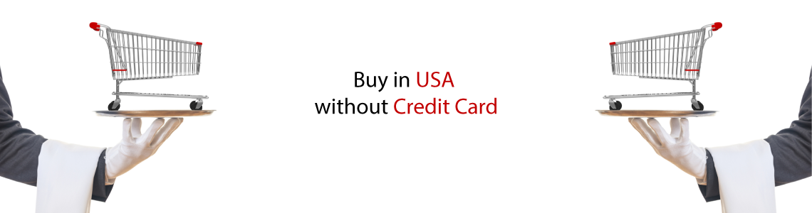 buy without credit card