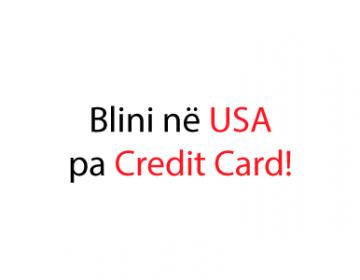 Bli kudo ne USA pa pasur Karte Krediti! 😎