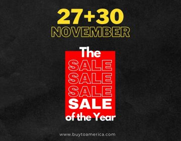 Get the Best Deals this Black Friday & Cyber Monday 2020